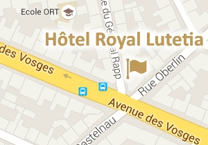 Our Services | Royal Hotel Lutécia Strasbourg | Services and Small More